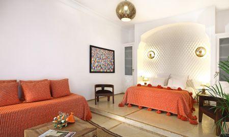 Suite Tripla - Riad Anyssates - Marraquexe