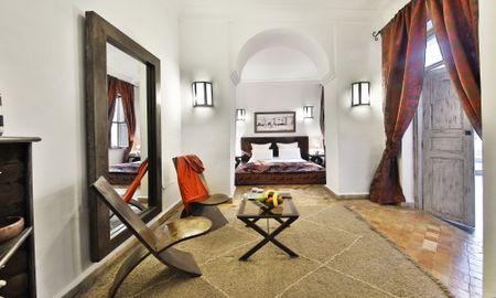 Suite Luxe - Riad Anyssates - Marraquexe