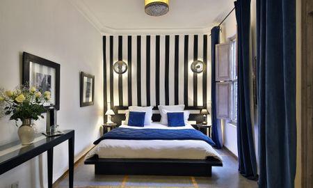 Habitación Doble Estándar - Riad Anyssates - Marrakech