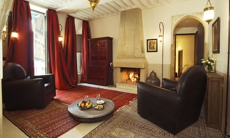 Suite Junior - Riad Farnatchi - Marrakech