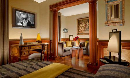 Suite Deluxe - Bio Hotel Raphaël – Relais & Châteaux - Roma