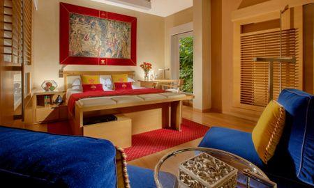 Habitación Executive Doble Richard Meier - Bio Hotel Raphaël – Relais & Châteaux - Roma