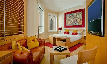 Suite Executive Richard Meier - Bio Hotel Raphaël – Relais & Châteaux - Roma