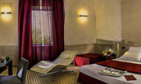 Chambre Deluxe - Kolbe Hotel Rome - Rome