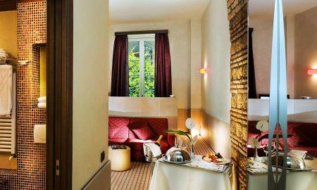 Suite Junior - Kolbe Hotel Rome - Rome