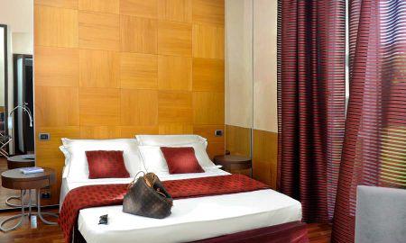 Chambre Double Economique - Kolbe Hotel Rome - Rome