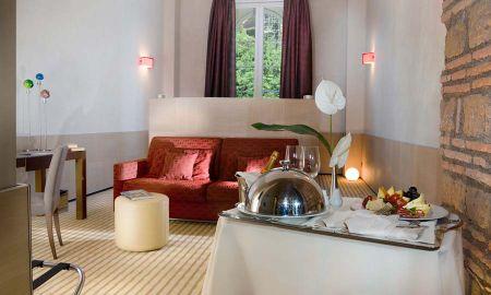 Chambre Quadruple - Kolbe Hotel Rome - Rome