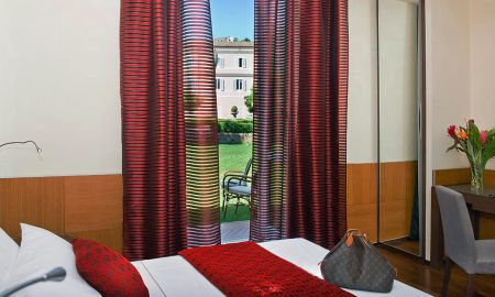Standard Double Room with Vue - Kolbe Hotel Rome - Rome