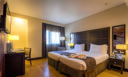 Double Room - Single Use - Eurostars Monumental - Barcelona