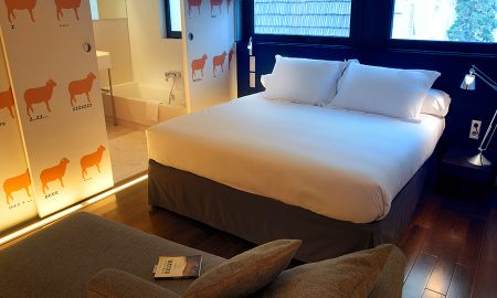 Chambre Single - Eurostars Anglí - Barcelone