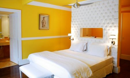 Yellow Room - La Suite By Dussol - State Of Rio De Janeiro