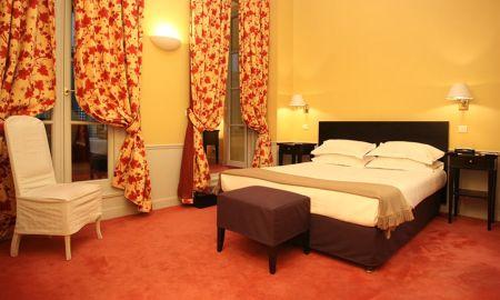 Chambre Supérieure Double - Hotel Le Lavoisier - Paris