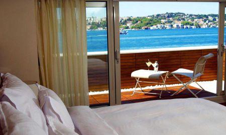 Habitación Deluxe Vista Mar - Hotel A'jia - Estambul