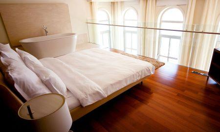 Suite Deluxe Entresuelo - Hotel A'jia - Estambul