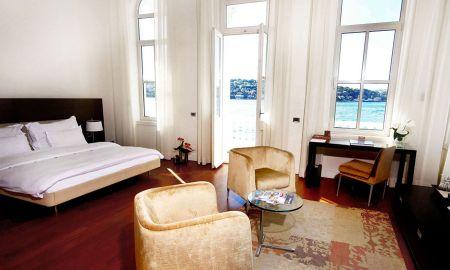 Habitación Pasha Bósforo - Hotel A'jia - Estambul