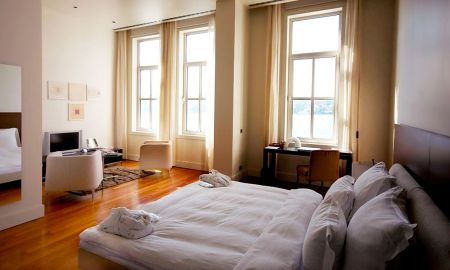Habitación de Lujo Bósforo - Hotel A'jia - Estambul