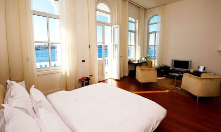 Suite De Lujo Bósforo - Hotel A'jia - Estambul