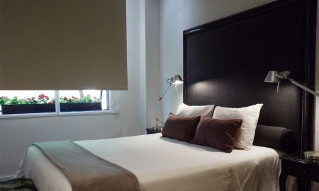 Deluxe Twin or Double Room - Recoleta Luxury Boutique Hotel - Buenos Aires