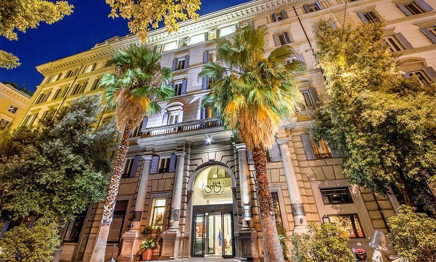 Hotel Savoy Rome Booking Info