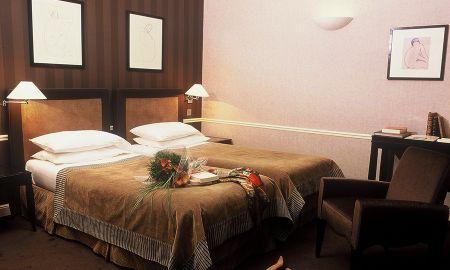 Junior Suite - Hotel Victoires Opéra - Parigi