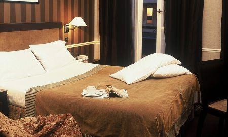Standard Double Room - Hotel Victoires Opéra - Parigi