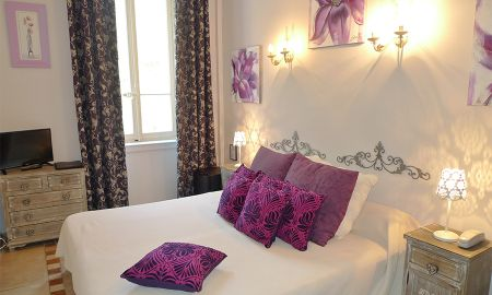 Habitación Doble Pequeña - Lado Colina - L'Orangeraie - Saint Tropez