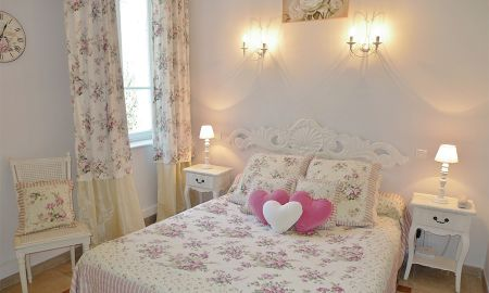 Double Comfort Room - Hill Side - L'Orangeraie - Saint-tropez