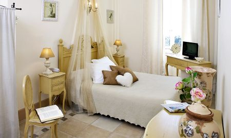 Double Comfort Room - Sea View - L'Orangeraie - Saint-tropez