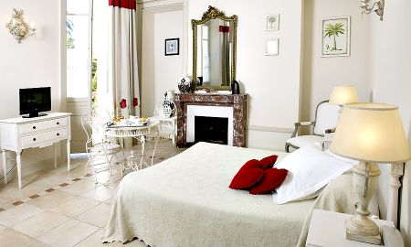 Superior Room - Sea View - L'Orangeraie - Saint-tropez