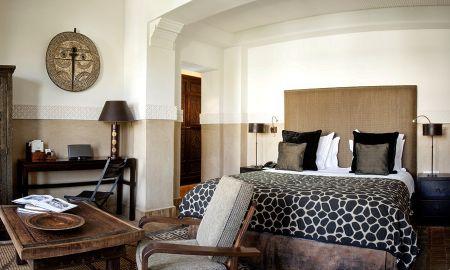 Große Suite - Terrasse - Villa Des Orangers - Marrakesch