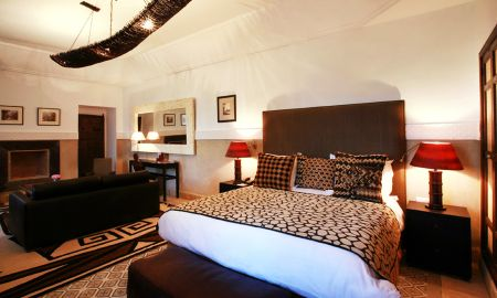 Large Suite With Terrace - Villa Des Orangers - Marrakech