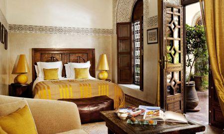 Camera Doppia Deluxe - Villa Des Orangers - Marrakech