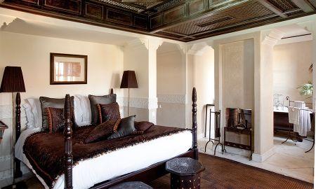 Suite Master - Villa Des Orangers - Marrakech