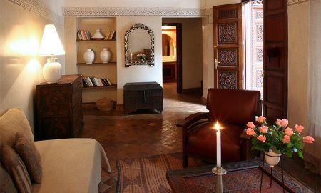 Suite Duplex - Villa Des Orangers - Marrakech