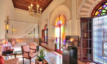 Suite Junior Habiba - Riad El Amine - Fes