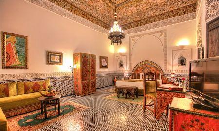 Suite Senior Lalla Khadija - Riad El Amine - Fes