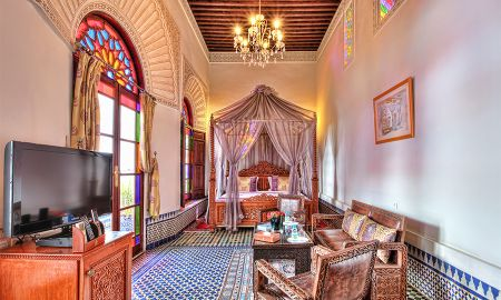 Suite Junior Jawhara - Riad El Amine - Fes