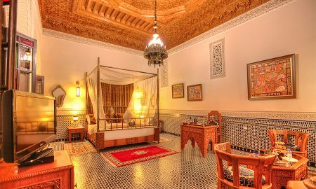 Suite Senior Lemaalem - Riad El Amine - Fes