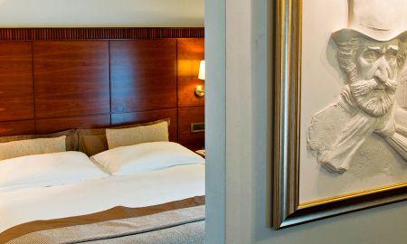 Suite Junior - Hotel Dei Cavalieri - Milão