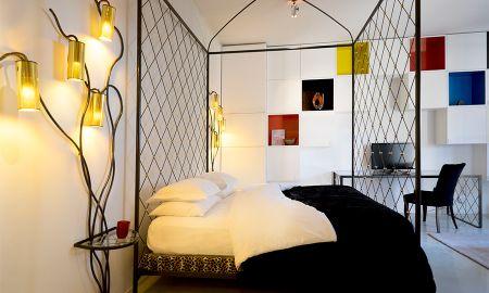 Junior Suite - Hotel Domaine Des Andéols - Avignon