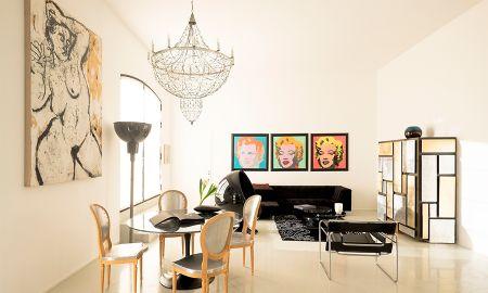 Duplex Suite with Terrace - Hotel Domaine Des Andéols - Avignon
