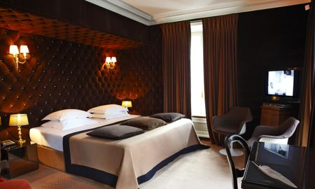 Suite Junior - Hotel Particulier Montmartre - Paris