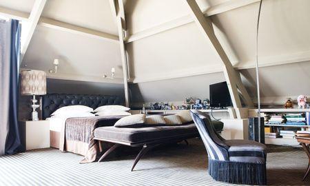 Deluxe Suite - Hotel Particulier Montmartre - Paris