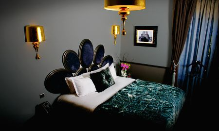 Quarto Superior - Hotel Lumen Paris Louvre - Paris