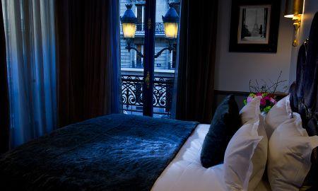 Quarto Cosy - Hotel Lumen Paris Louvre - Paris