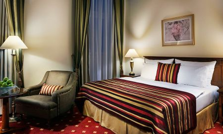 Executive Double Room - Art Nouveau Palace Hotel - Prague