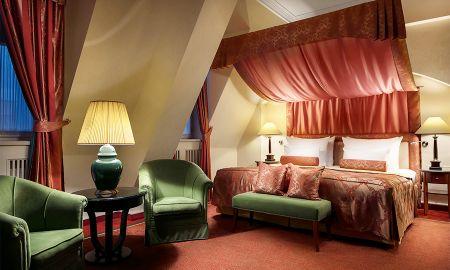 Suite Art nouveau - Art Nouveau Palace Hotel - Praga