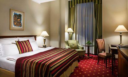 Habitación Deluxe Doble - Art Nouveau Palace Hotel - Praga
