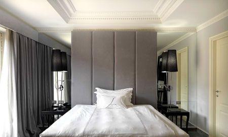 Quarto Individual Clássico - Hotel Leon's Place - Roma