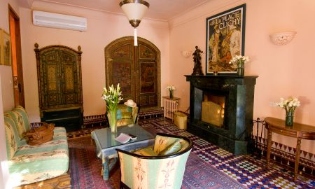 Royal Suite - Dar Ayniwen - Marrakech